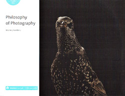Philosophy of Photography 3,2
