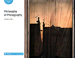 Philosophy of Photography 5,1