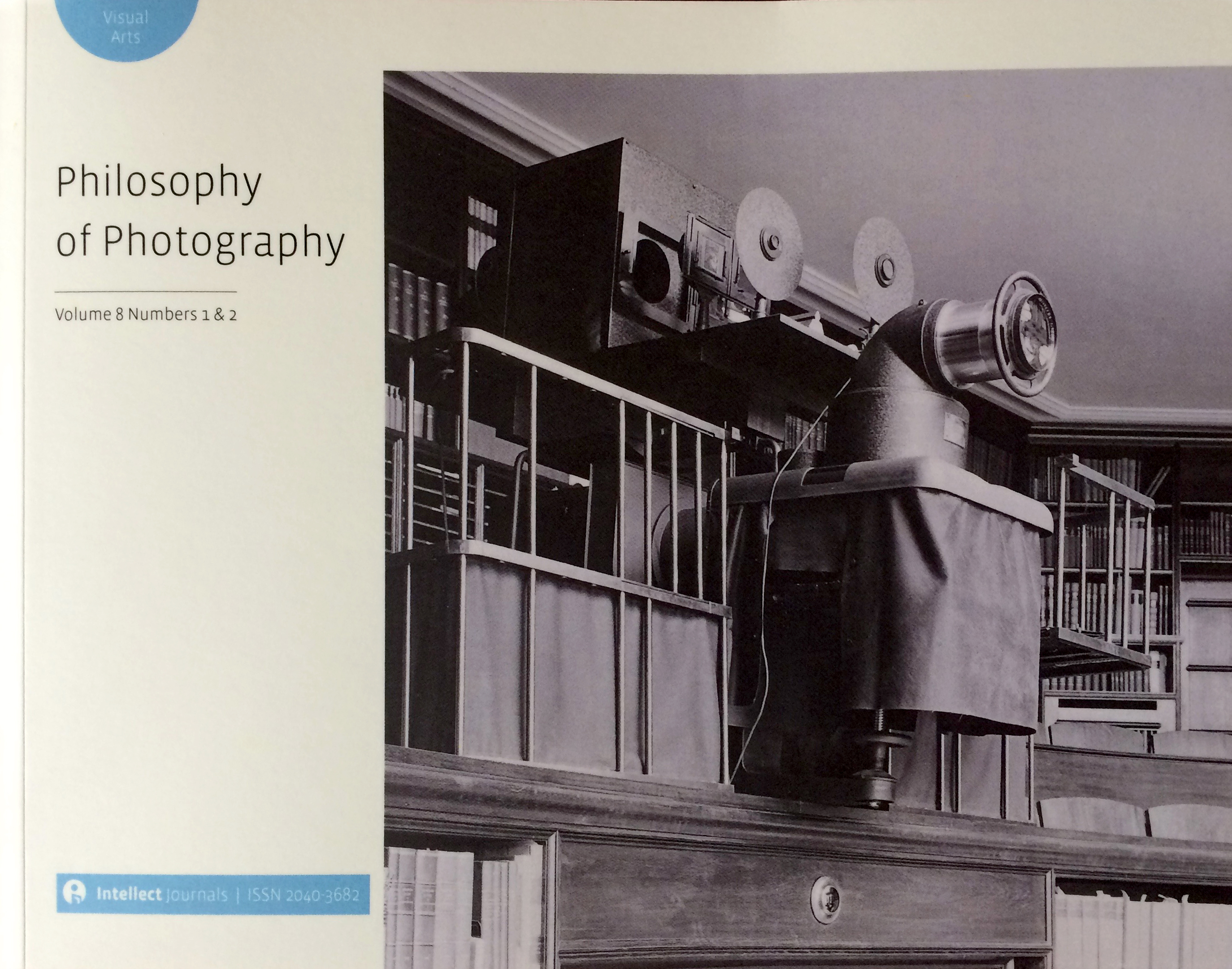 Philosophy of Photography 8.1-2