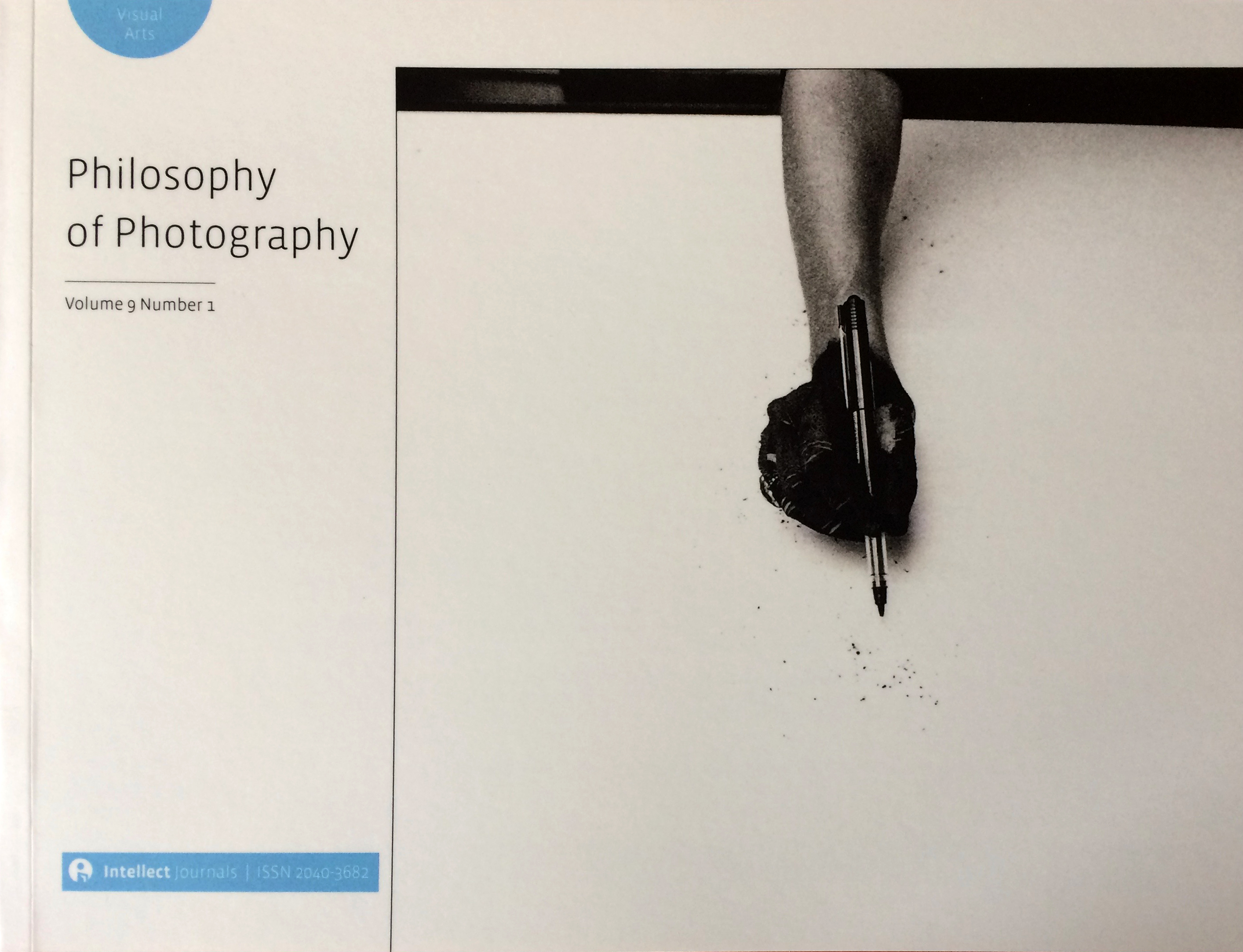 Philosophy of Photography 9.1