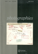 Rubinstein D. and Sluis K. 'A life more photographic; Mapping the Networked Image'